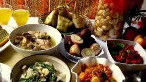 hidangan-lebaran-ketupat