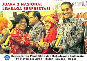 Penghargaan KemDikBud: LKP Berprestasi Nasional