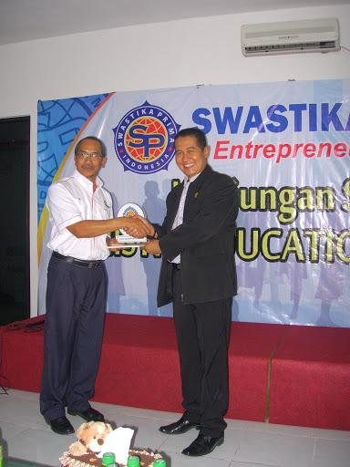 Delegasi MINISTRY OF HIGHER EDUCATION Malaysia